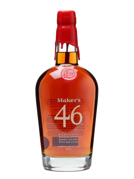 Gift for Whisky Fans - Bottle of Maker's 46