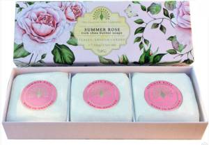 Mother's Day Gifts - Image showing English Rose Company Gift Box