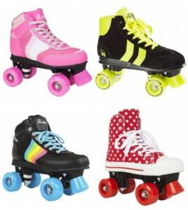 Roller Skates - Examples of Rookie Skates