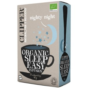 Discount Supplements New Dad Package - Image showing Box of Clipper Sleep Easy Tea