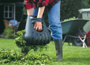 Great Gardening Gifts from A Place for Everything - BIG Hand Grass and Leaf Collectors