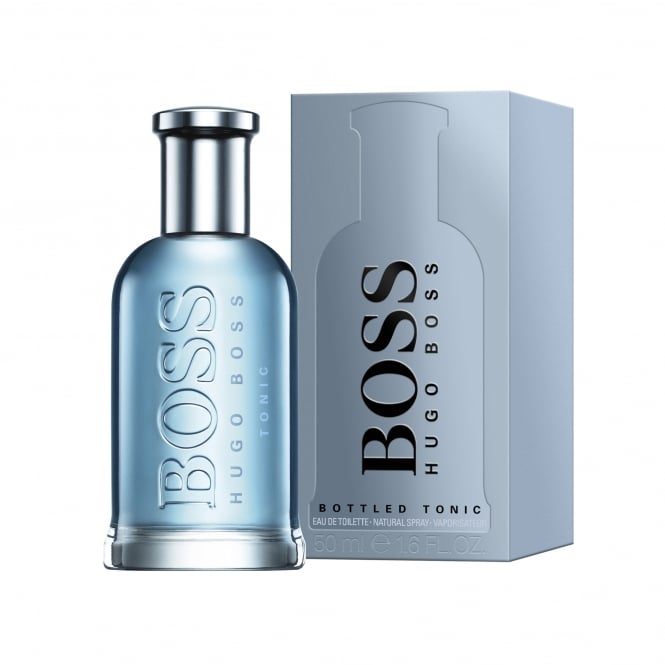 Beauty Base - Boss Bottled Tonic Men's Eau de Toilette 50ml Spray and Box