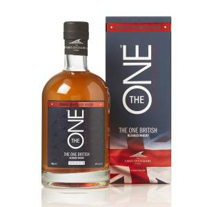 Lakes Distillery Blended Whisky - The One Tawny Port Finish, with Cylinder