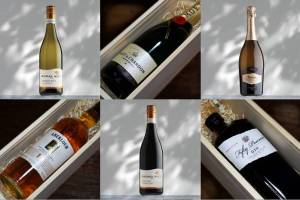 Image of bottles available with Timberbox Gift Boxes