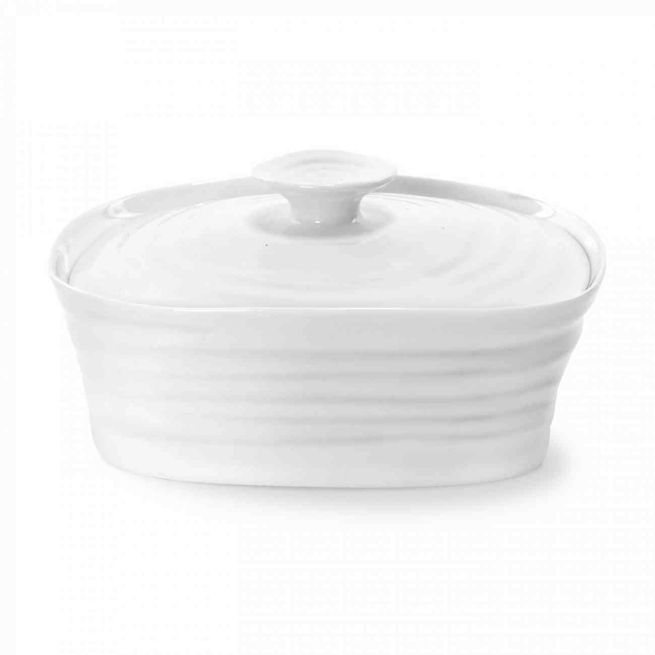 """SOPHIE CONRAN COVERED BUTTER 15.5 x 12cm/6"""" x 4.75"""" CPW76824-X"""