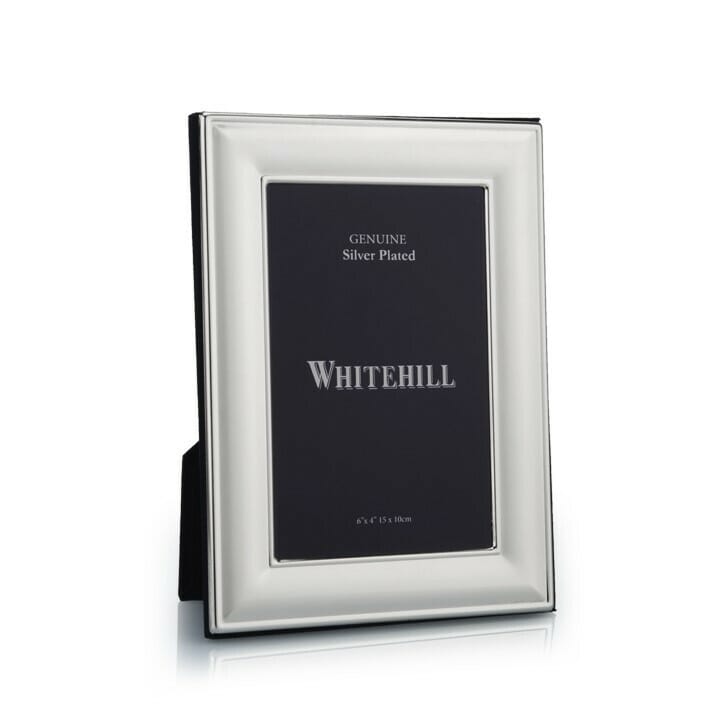WHITEHILL SILVER PLATED FRAME 10 X 15CM WP2413