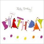 Happy Birthday W TURNOWSKY LTD