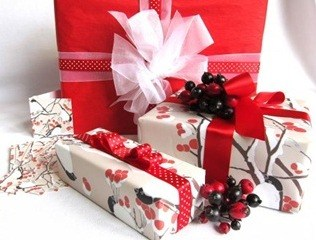 Gorgeous Gift Wrap