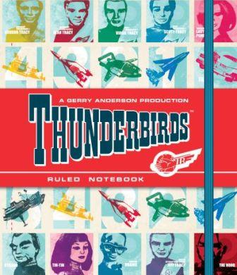 Classic Thunderbirds - Notebook