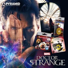 Doctor Strange Editorial Image