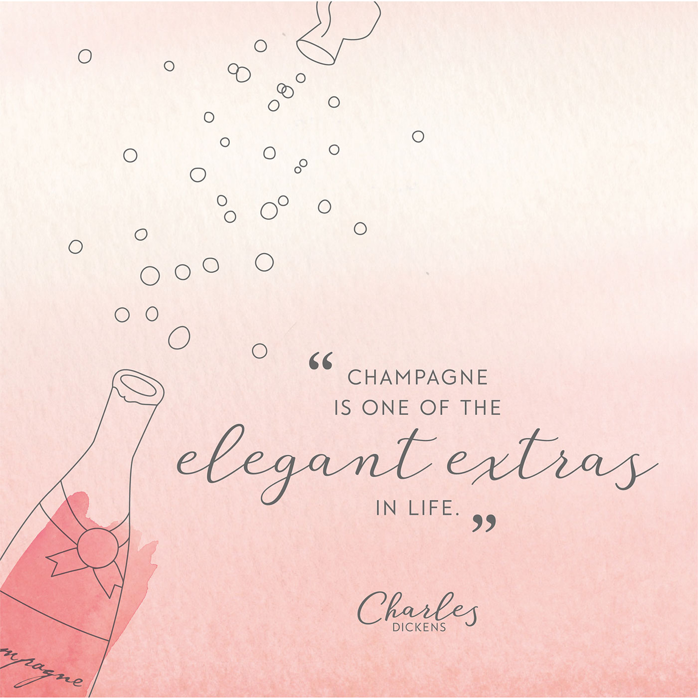 27 Champagne Quotes for Your Next Party