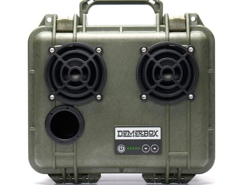 Waterproof, Portable, and Rugged Outdoor Bluetooth Speaker