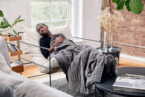 Gravity Blanket The Weighted Blanket For Sleep Stress and Anxiety