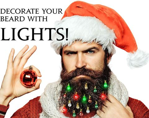Beardaments Beard Lights