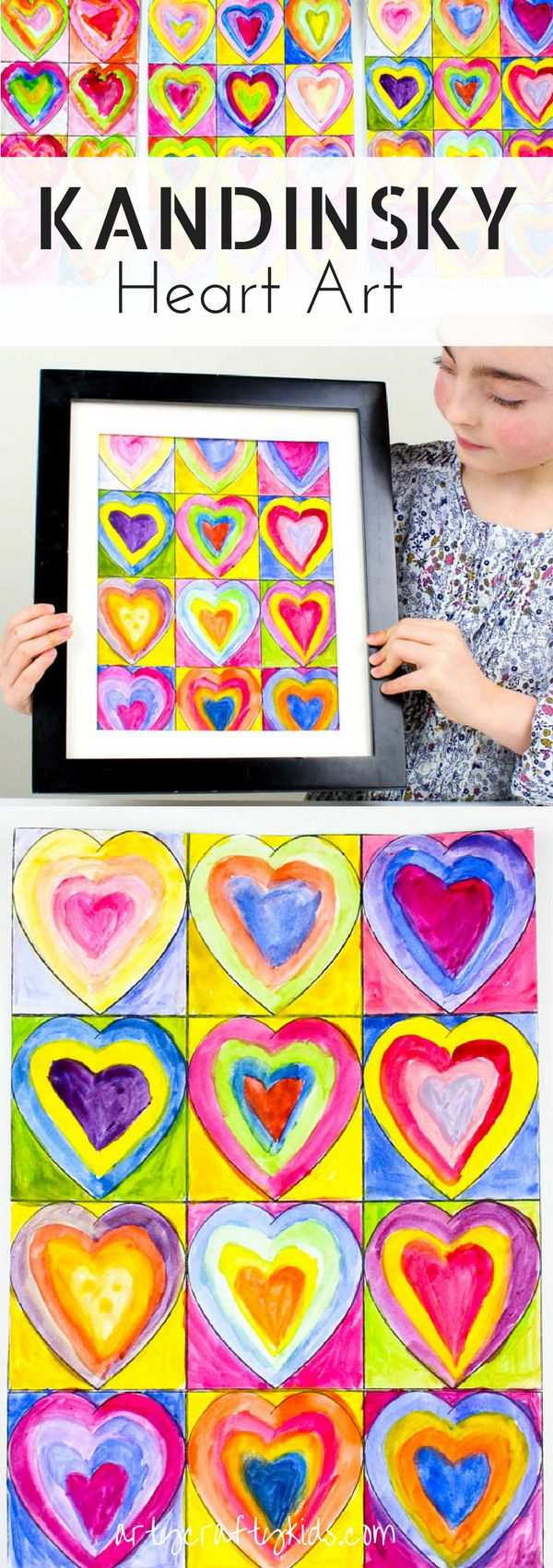 Valentines Day Gifts Arty Crafty Kids Art For Kids