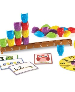 Learning Essentials 1-10 Counting Owls sold by Gifts for little hands