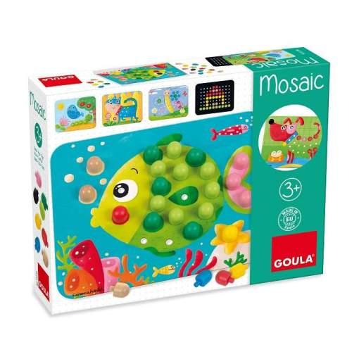 Goula mosaic educational toy