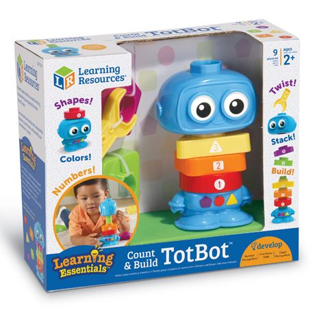 Count & Build TotBot Builders - 2