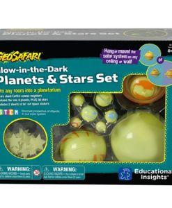 GeoSafari Glow-in-the-Dark Planets & Stars Set - 1
