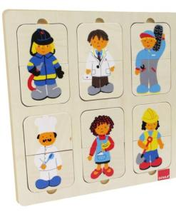 Goula Jobs Puzzle