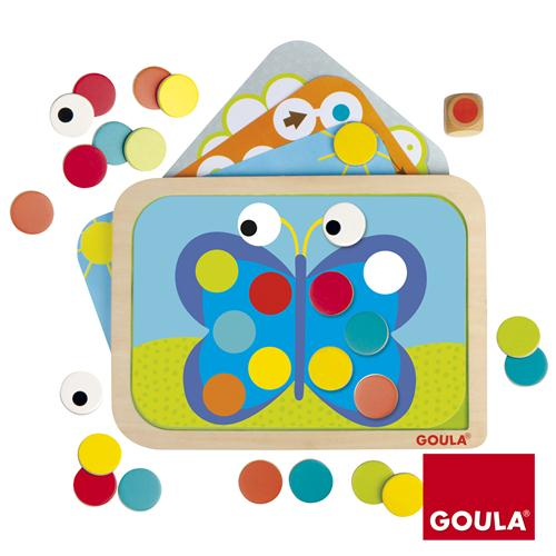 Goula Magnetic Color - 2