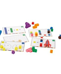 Mathlink Cubes Activity Set sold by Gifts for Little Hands