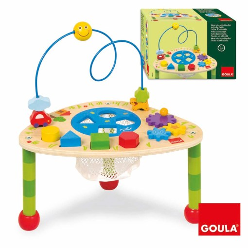 Goula Activity Table sold by Gifts for Little Hands