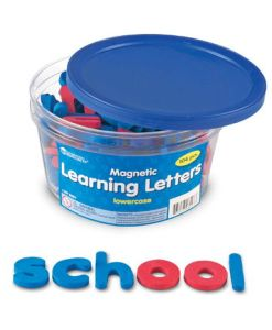 Soft Foam Magnetic Learning Lowercase sold by Gifts for Little Hands