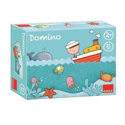 Goula Domino Oscar at Sea
