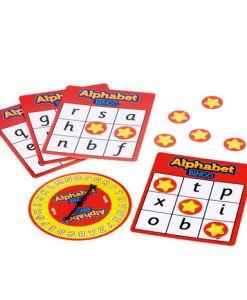 Alphabet Bingo -2