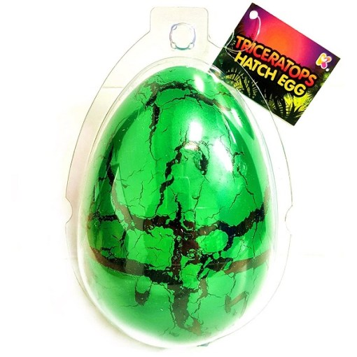 Triceratops Hatch Egg sold by Gifts for Little Hands
