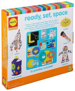 Ready, Set, Space sold by Gifts for Little Hands