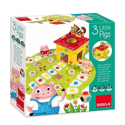 Goula 3 Little Pigs sold by Gifts for Little Hands