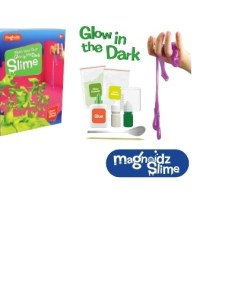Magnoidz Make Your Own Glow in the Dark Slime sold by Gifts for Little Hands