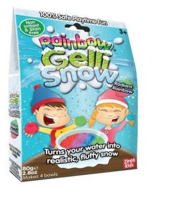 Rainbow Gelli Snow sold by Gifts for Little Hands