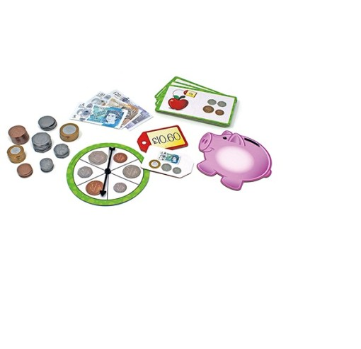 Money Activity Play Set sold by Gifts for Little Hands