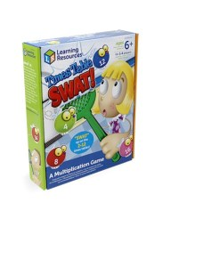 Times Table Swat Game sold by Gifts for Little Hands