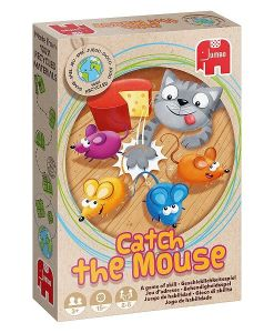 Catch the Mouse Board Game sold by Gifts for Little Hands