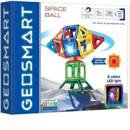 Geosmart Space Ball Magnetic Construction Kit
