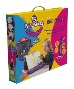 Paint Sticks Art Station