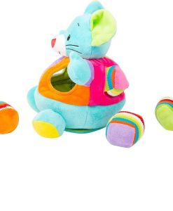 Shapes Mouse Plush Sorter