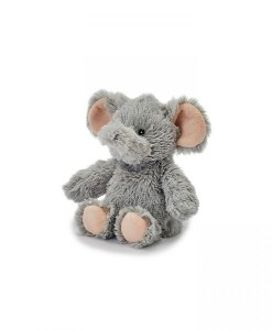Warmies Microwaveable Plush Junior Elephant
