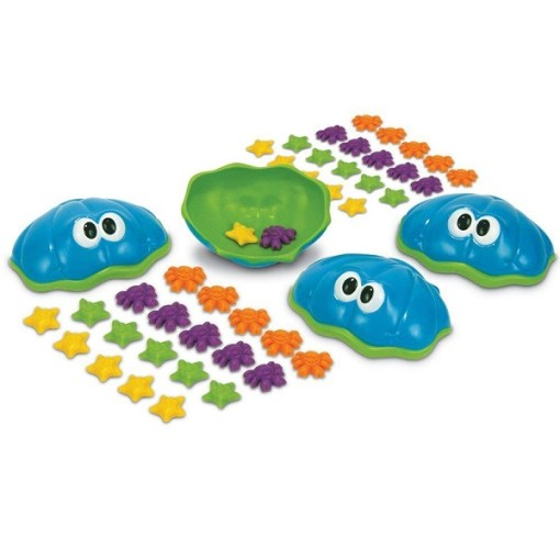 Under the Sea Shells Maths Word Problem Activity Set