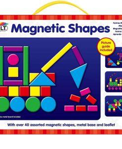 Galt Magnetic Shapes
