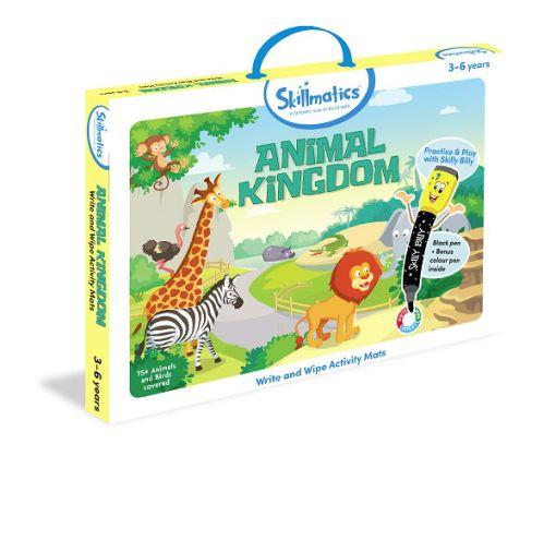Skillmatics Animal Kingdom