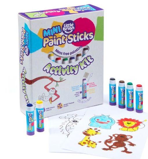 Mini Paint Sticks Activity Kit