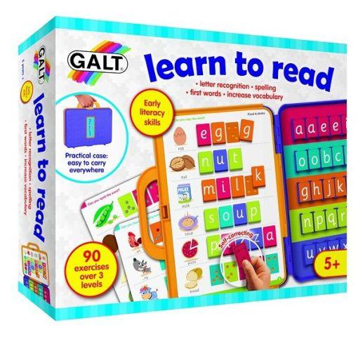 Galt Learn to Read