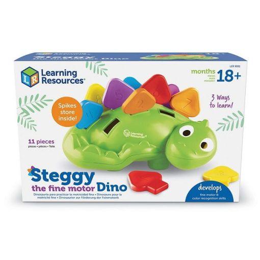 Steggy The Fine Motor Dino