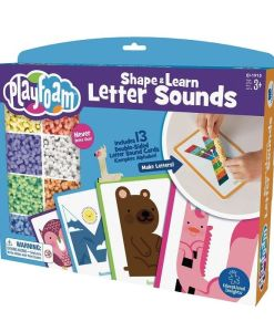 Playfoam® Shape and Learn Letter Sounds