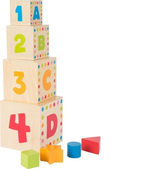 Legler ABC Stacking Cubes